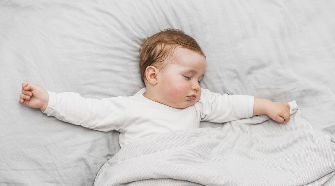Sonno del bambino: 3 consigli su come come trascorrere notti serene.